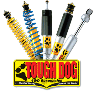 Opposite Lock Rockhampton Toughdog suspension