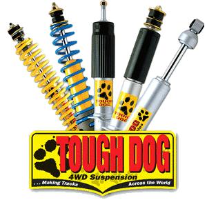 Opposite Lock Rockhampton Toughdog suspension